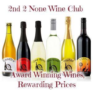 2nd 2 None Wine Club Membership